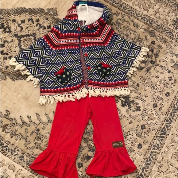 Matilda Jane winter outfit